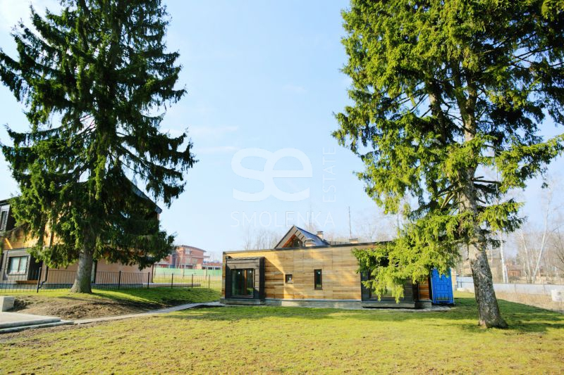 Sale House, Total area 202 m2, Cottage Village Президент, Калужское, Land area 11 acres