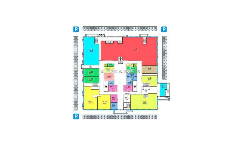 Аренда торговой площади, Вернадского пр-кт, 37 к.2