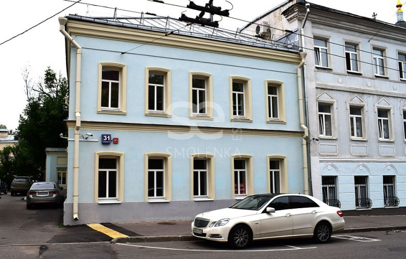 Продажа ОСЗ / особняка, Александра Солженицына ул, 31 с.2
