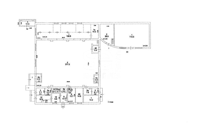 Аренда помещения свободного назначения, Открытое ш, 9 с.11