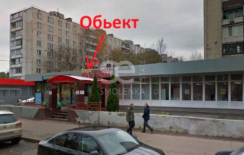 Аренда торгового помещения, Яна Райниса б-р, 12