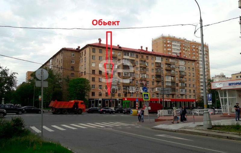 Аренда торговой площади, Кожуховская 5-я ул, 12
