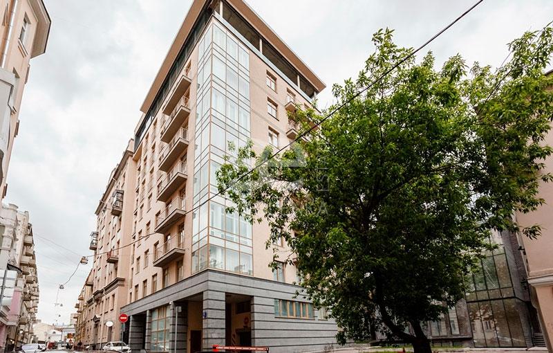 Аренда квартиры, ЖК Барыковские палаты, Барыковский пер, 6