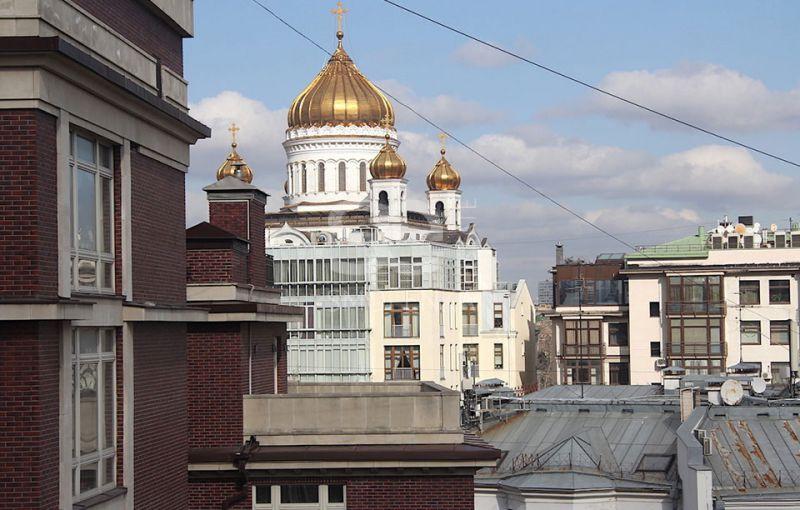 Продажа пентхауса, ЖК Спутник, Зачатьевский 1-й пер, 4