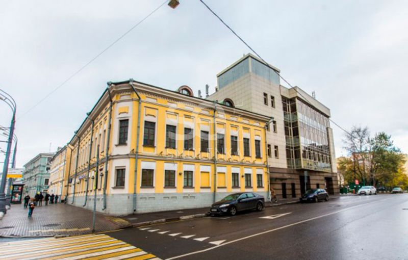 Аренда торговой площади, Сухаревская Б. пл, 9