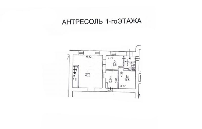 Аренда помещения свободного назначения, Столешников пер, 14