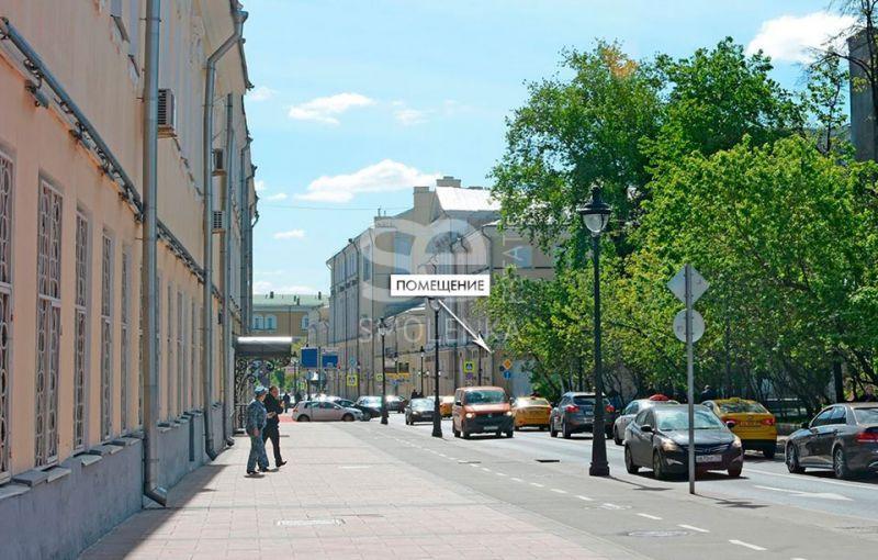 Аренда торговой площади, Никитская Б. ул, 5