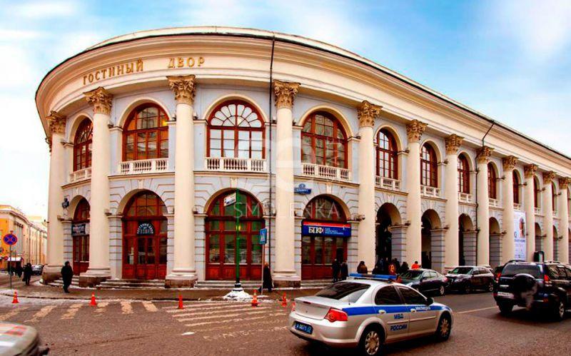 Аренда торговой площади, Ильинка ул, 4