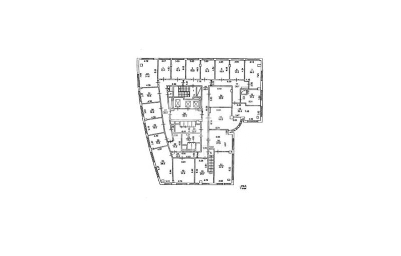 Аренда офиса, Николоямская ул, 13 с.2