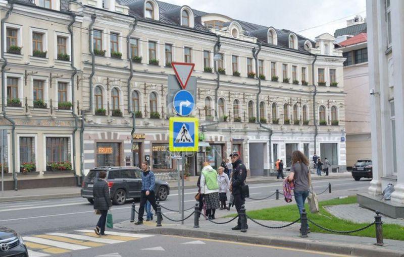 Аренда торговой площади, Остоженка ул, 30 с.1