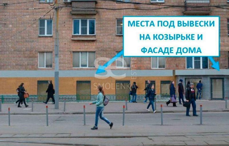 Продажа готового бизнеса, Ломоносовский пр-кт, 23