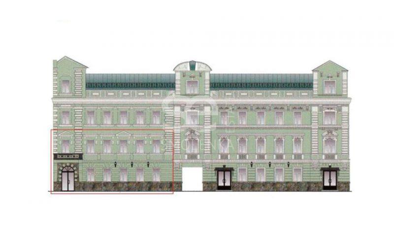 Аренда торгового помещения, Покровский б-р, 8 с.1