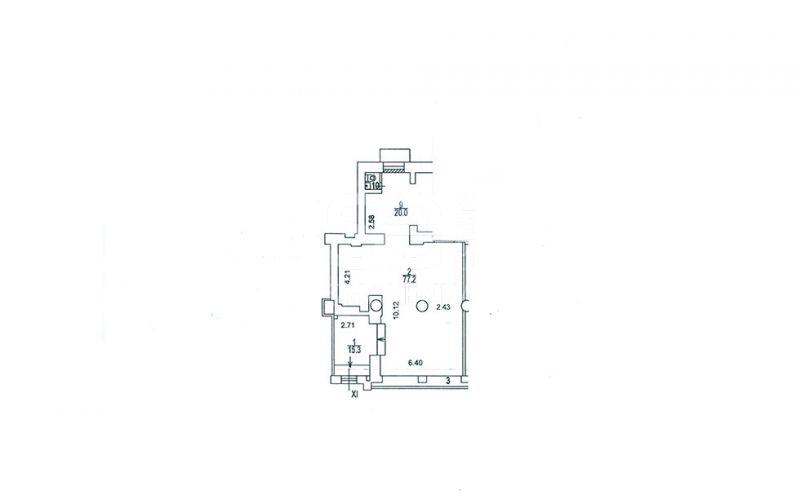 Аренда помещения свободного назначения, Краснопрудная ул, 22-24