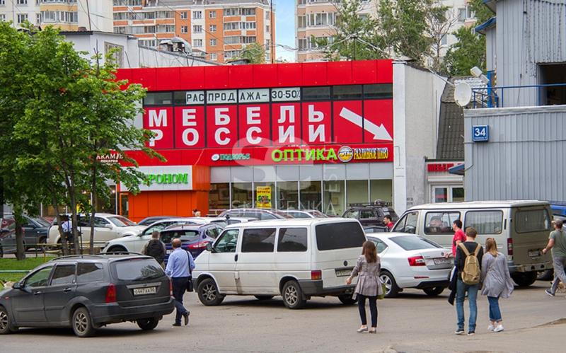 Аренда помещения свободного назначения, Петрозаводская ул, 34