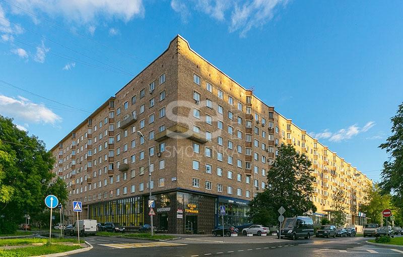 Продажа квартиры, Ленинский пр-кт, 45