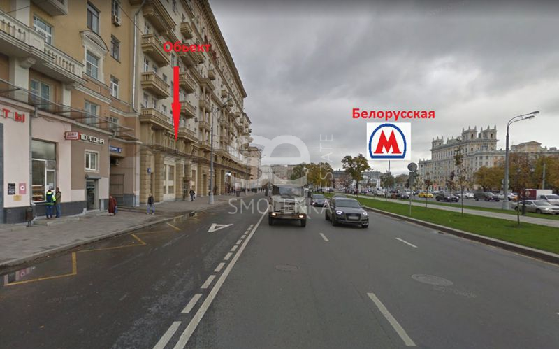 Аренда торговой площади, Ленинградский пр-кт, 10