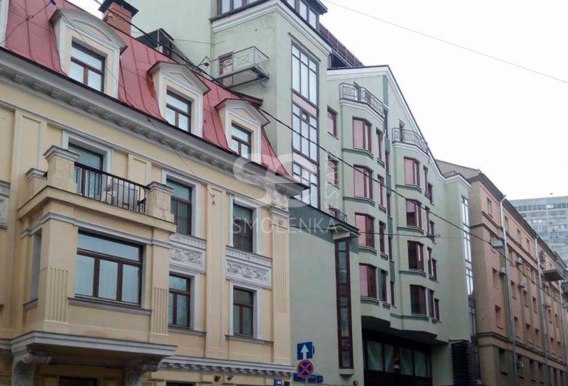 Аренда офиса, Афанасьевский Б. пер, 41а