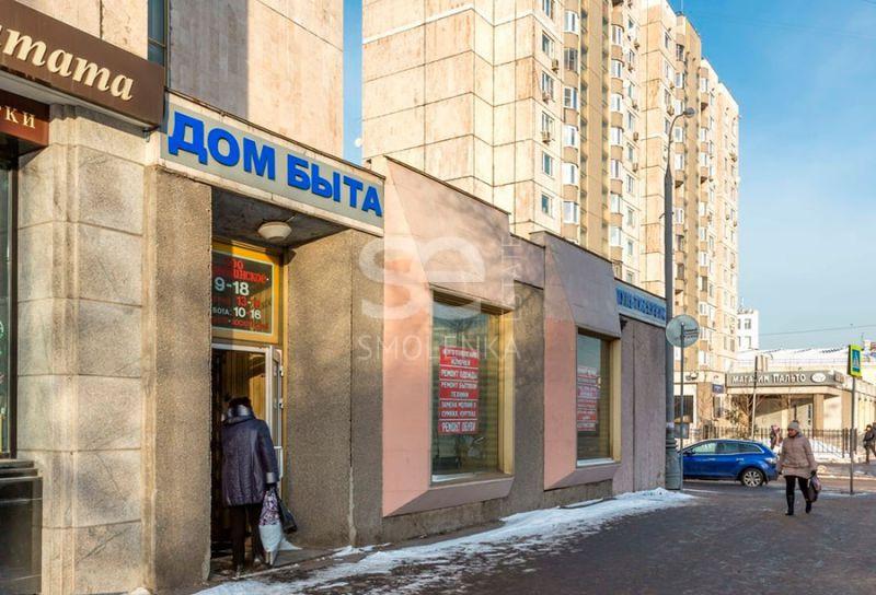 Продажа торгового помещения, Люсиновская ул, 4
