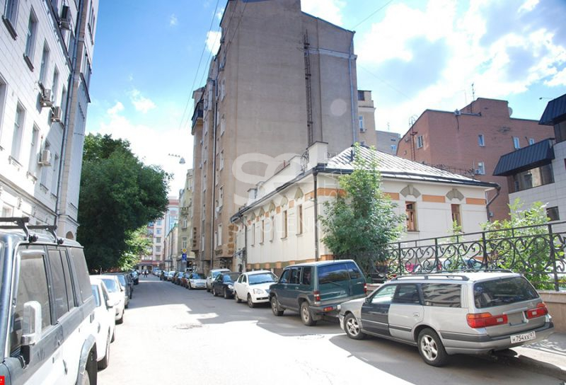 Аренда офиса, Трехпрудный пер, 9 с1
