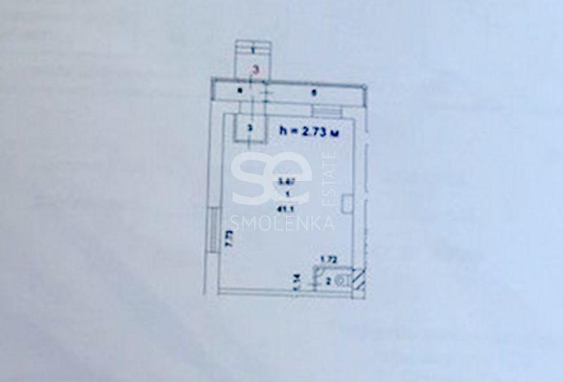 Аренда торгового помещения, Варшавское ш, 81 к.1