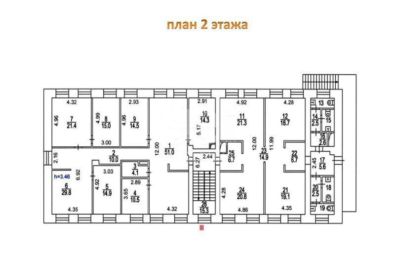 Продажа ОСЗ / особняка, Тимура Фрунзе ул, 11 с.16