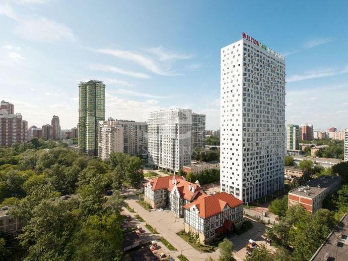 Продажа квартиры, ЖК Wellton park, Карамышевская наб, 34