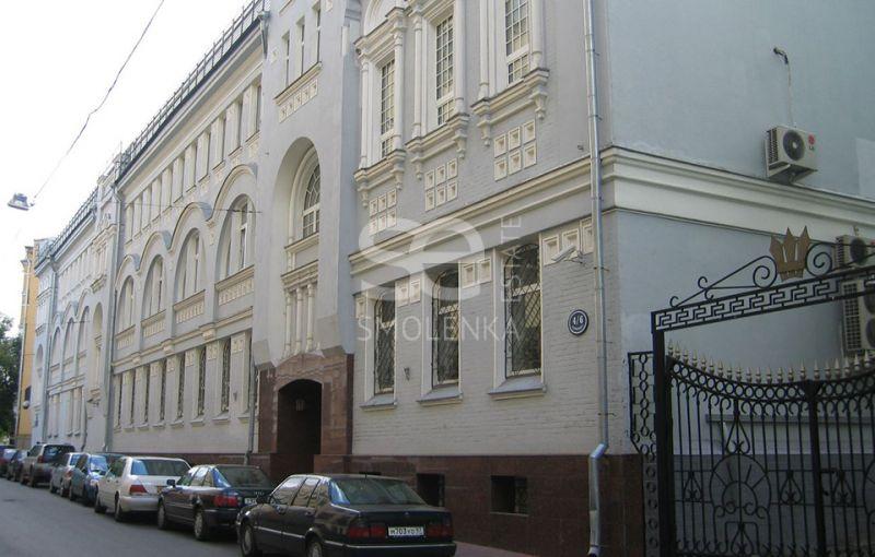 Аренда офиса, Монетчиковский 3-й пер, 4/6 с.1