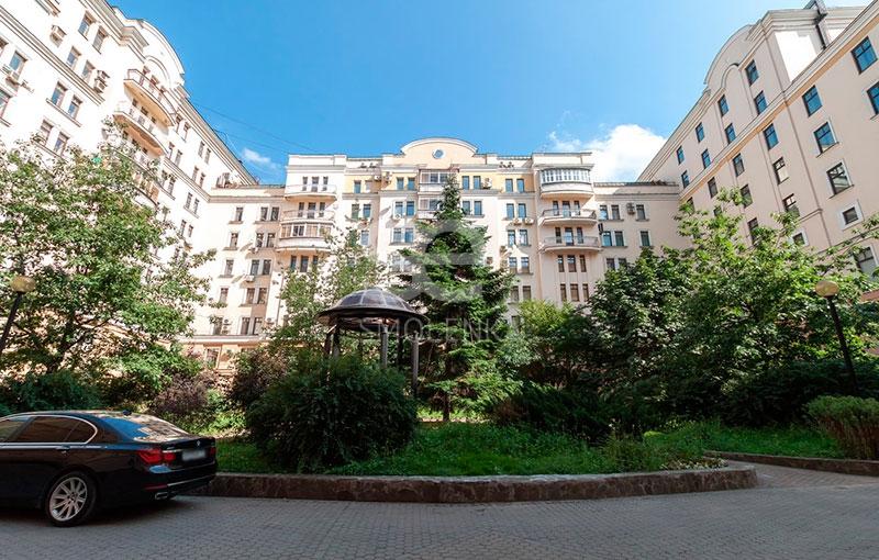 Аренда квартиры, Тверская ул, 28с2