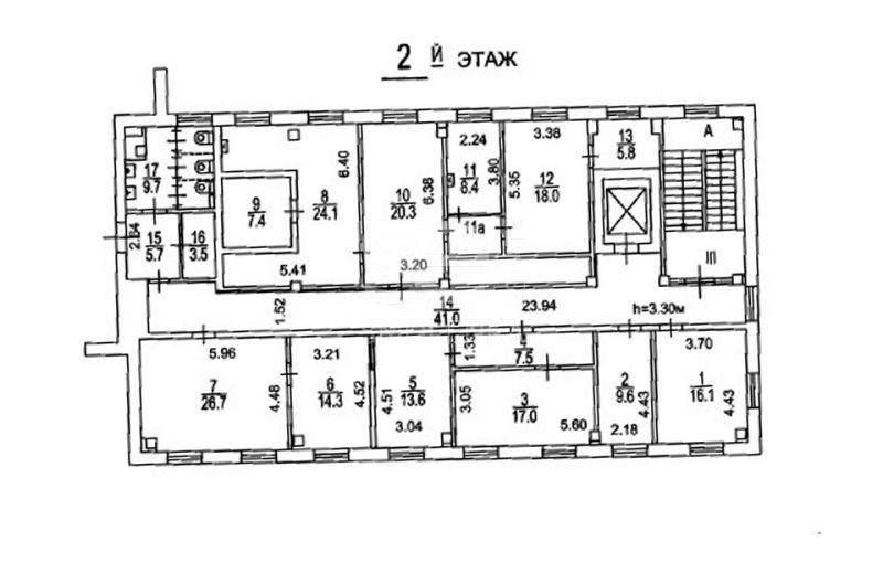 Продажа помещения свободного назначения, Кожуховский 2-й проезд, 23 с.2