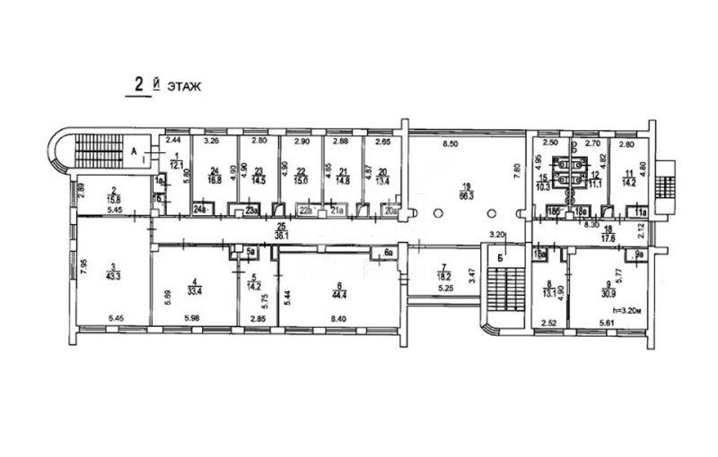 Продажа помещения свободного назначения, Кожуховский 2-й проезд, 31