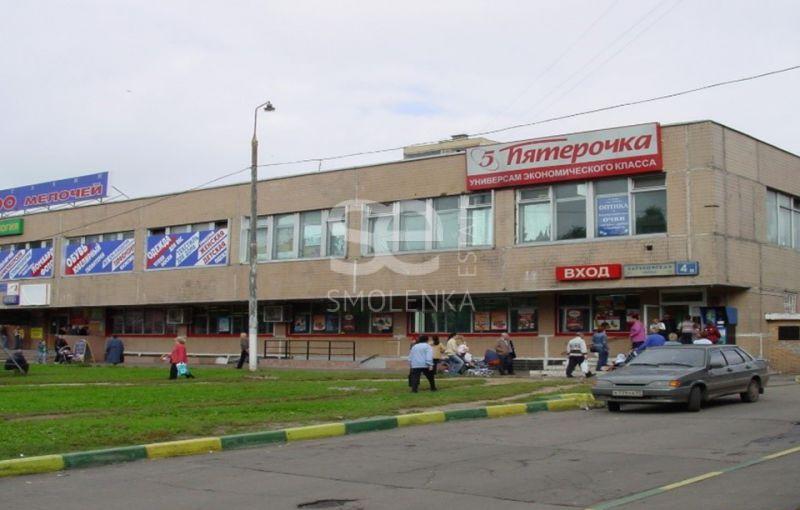 Продажа помещения свободного назначения, Харьковская ул, 4 к.3