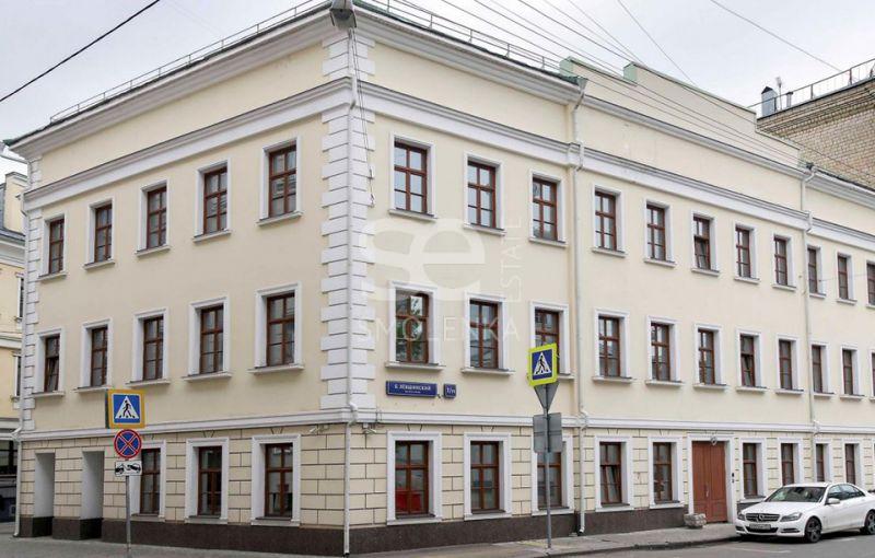 Продажа ОСЗ / особняка, Левшинский Б. пер, 1с11