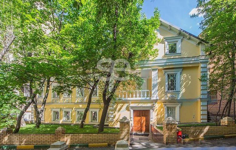 Продажа ОСЗ / особняка, Шубинский пер, 6 с.4