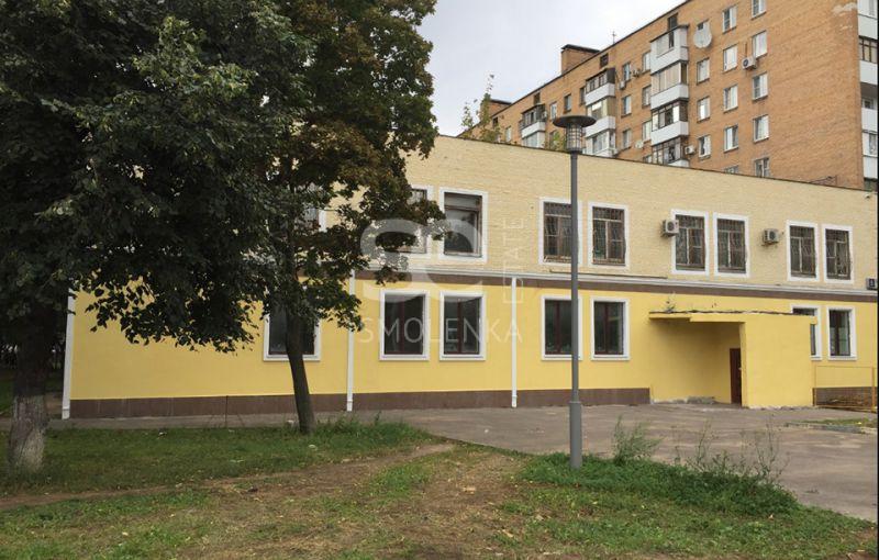 Аренда торговой площади, Севастопольский пр-кт, 6