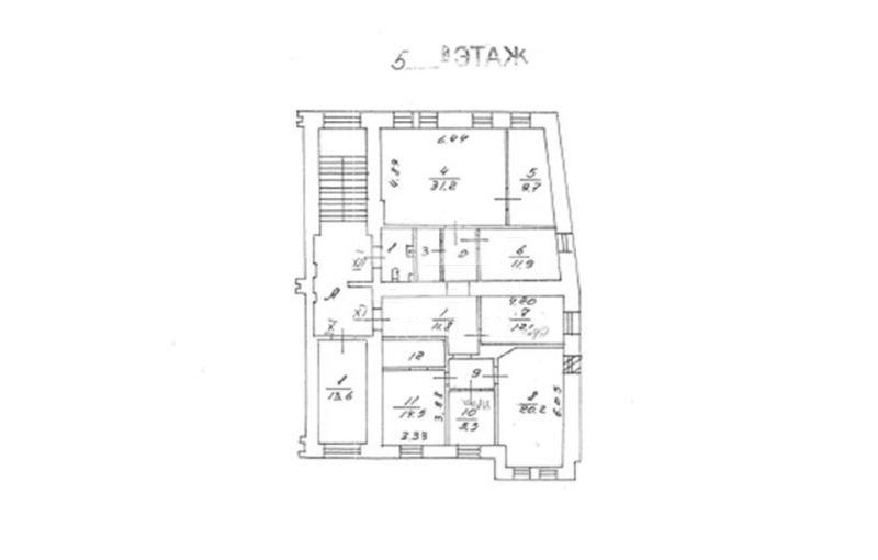 Продажа офиса, Земляной Вал ул, 65 с.2