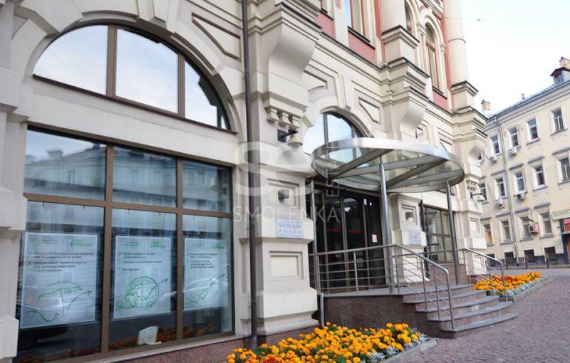 Аренда помещения свободного назначения, Мясницкая ул, 48