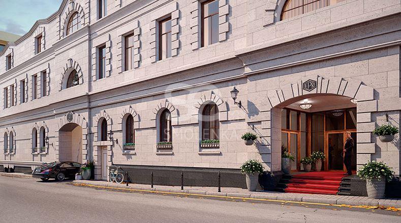 Продажа апартаментов, ЖК Depre Loft, Петровский б-р, 17 к.1
