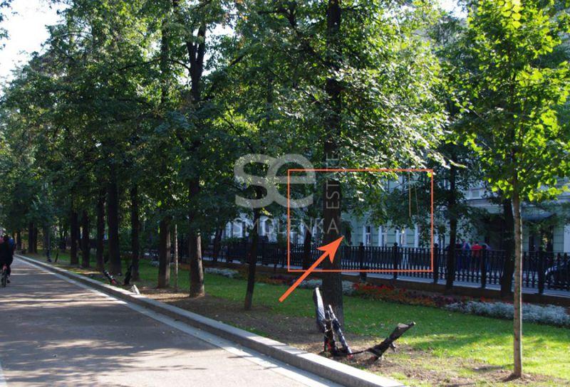 Аренда ОСЗ / особняка, Покровский б-р, 8 с.1