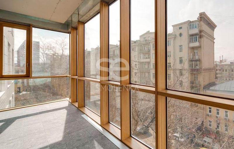 Продажа квартиры, ЖК Клубный дом на Смоленском бульваре, Смоленский б-р, 24к3