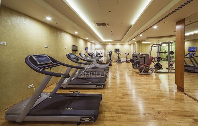 Sale Apartments, Total area 129.7 m2, 6 Floor, Residential Complex Звезды Арбата, Novyy Arbat ul 32