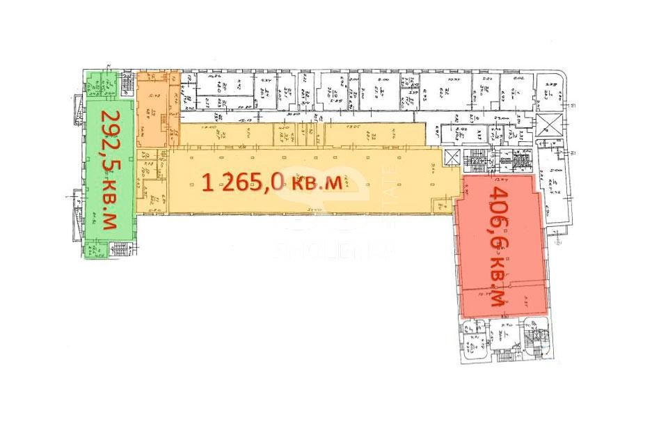 Аренда торговой площади, Столярный пер, 3 к.1-17