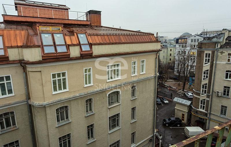Продажа апартаментов, Кривоколенный пер, 7