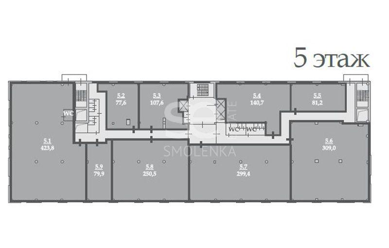 Продам, Москва, Москва, ЗАО, Барклая ул, 6 с3