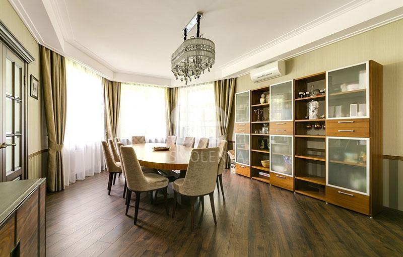 Дом на продажу по адресу Россия, Московская область, Одинцовский р-н, Молоденово