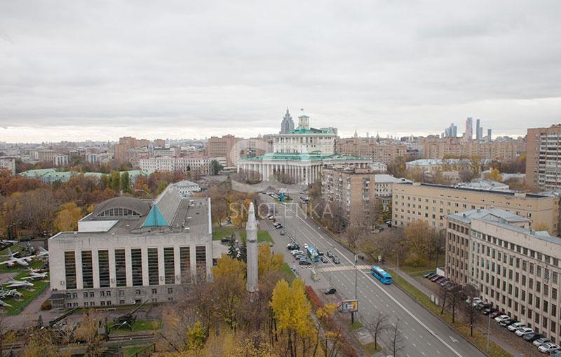 Продажа пентхауса, ЖК Баркли Парк, Советской Армии ул, 6